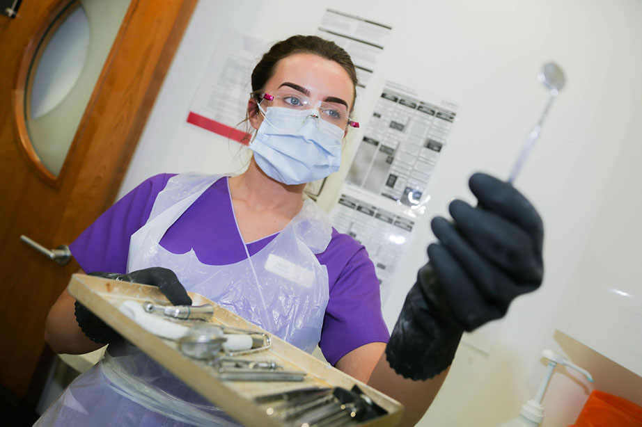 Dental Apprentice Jess